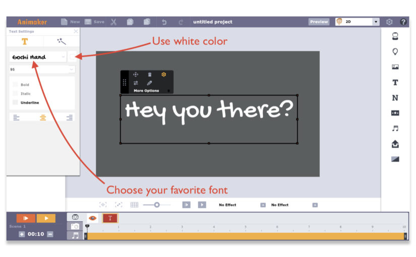 7 Best Text Animation Maker – Create Attractive Animated Text Videos in Minutes