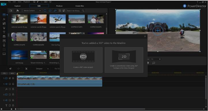 PowerDirector 18 Review: A Decent Video Editing Software for Beginners with Gentle Learning Curve