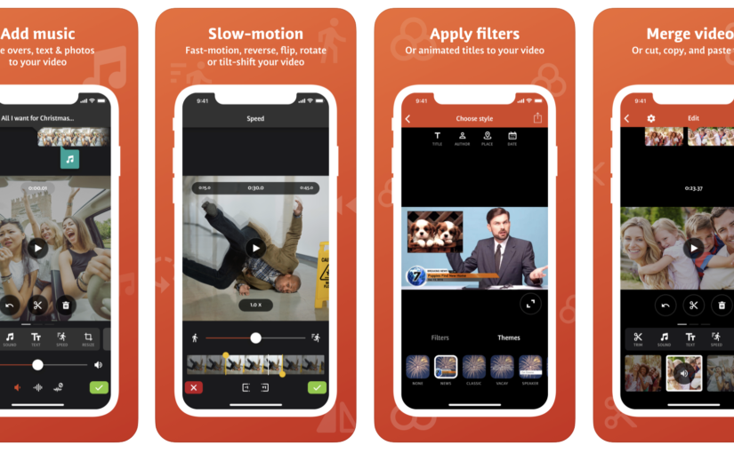 5 Best Video Editing APPs for Phone – How to Choose A Mobile Video Editor