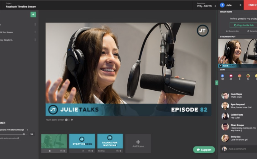 7 Best Live Video Software – Deliver Professional Streams, Video Conferences, Online Classes With Ease