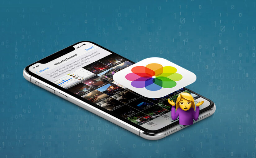 How to Recover Deleted Photos and Videos from iPhone